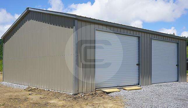 26x30 Metal Building