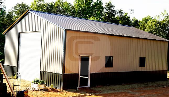 30x40 Storage Building