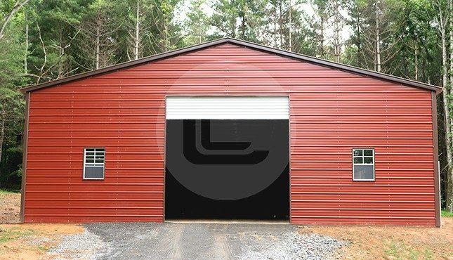 40x60 steel garage