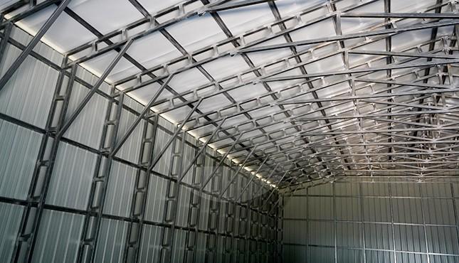 40x61 Steel Garage