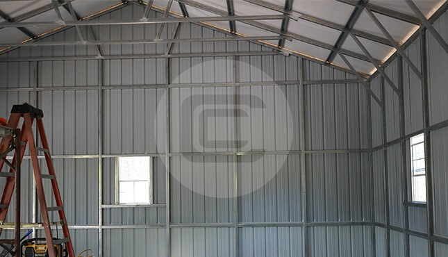 42 x 46 Side Entry Garage