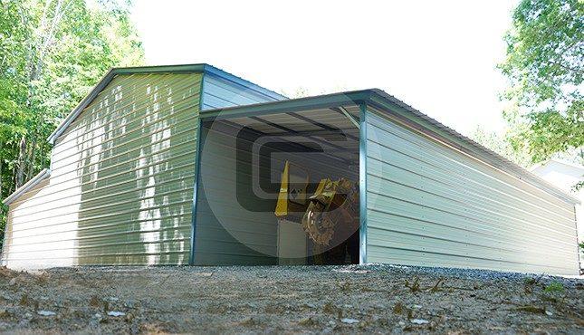 48 x 36 Metal Barn