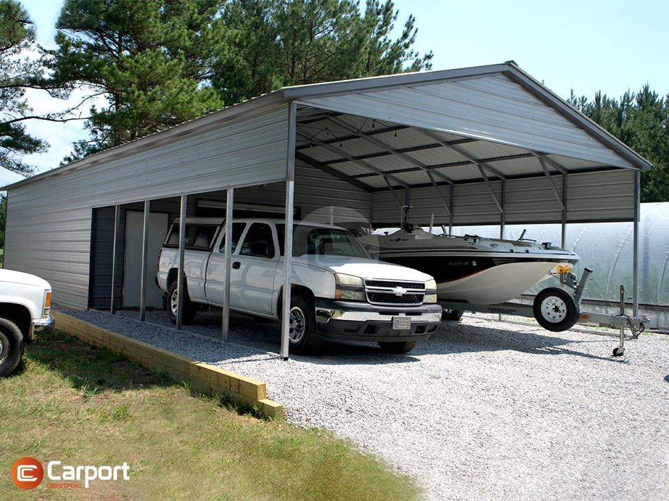 24 x 56 Utility Carport