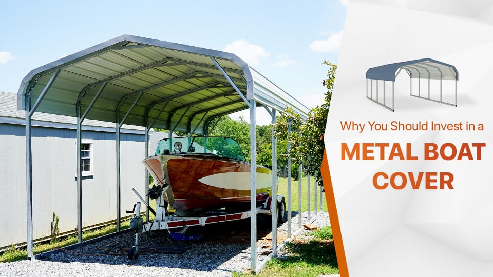 Why You Should Invest in a Metal Boat Cover