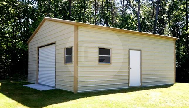 24x24 Garage