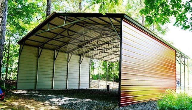 28x41 Steel Carport