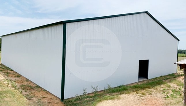 60x70 Commercial Building