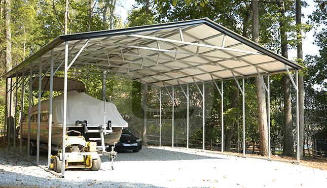 30x30 Carport