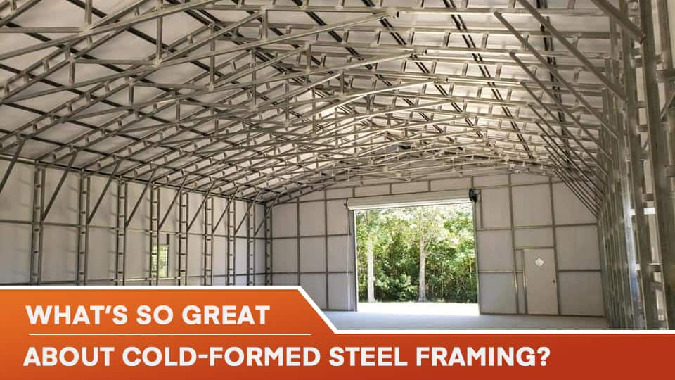 What's So Great About Cold-Formed Steel Framing?