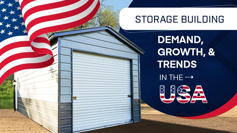 Storage Building Demand, Growth, & Trends in the U.S.A.