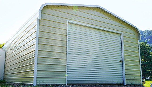 18x26 Regular Roof Garage