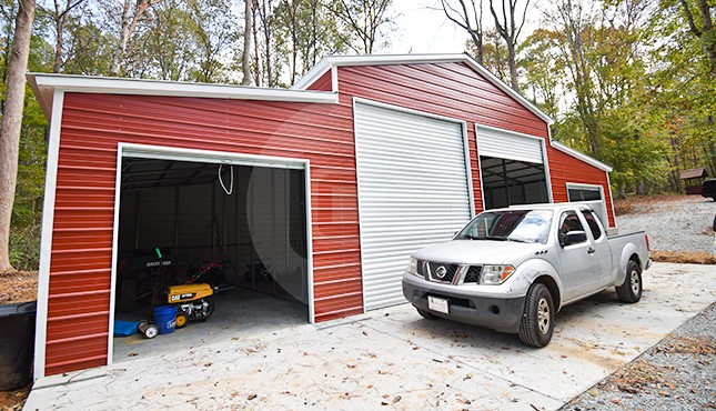 Building Of The Week - 48x31 Drop-Down Barn