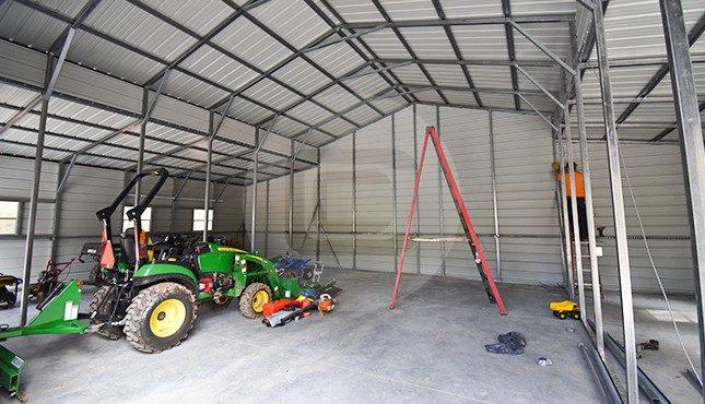 48x31 Vertical Roof Barn