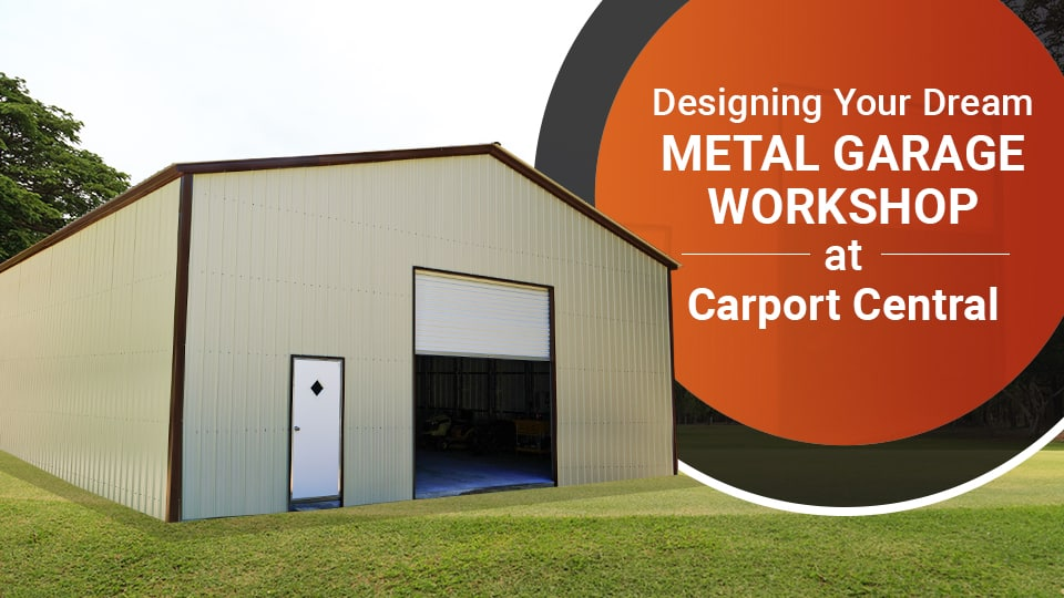 Your Guide To Installing Prefabricated Metal Garage Buildings