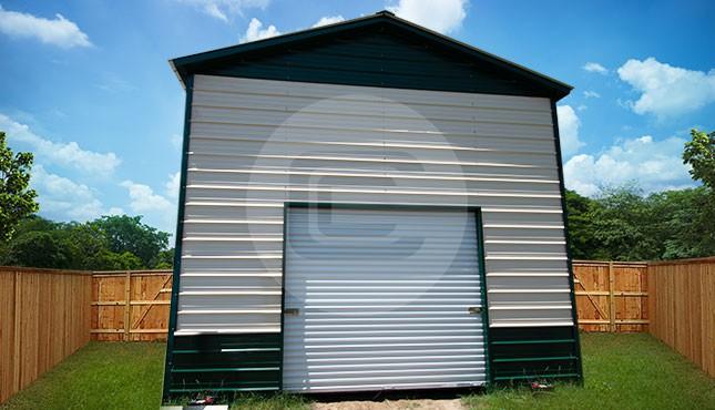 Building Of The Week – 18x36x14 Custom Garage Building