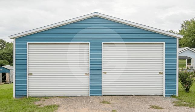 24x26-two-car-metal-garage-2